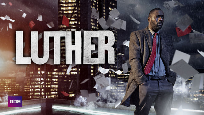 Netflix Box Art for Luther - Series 3