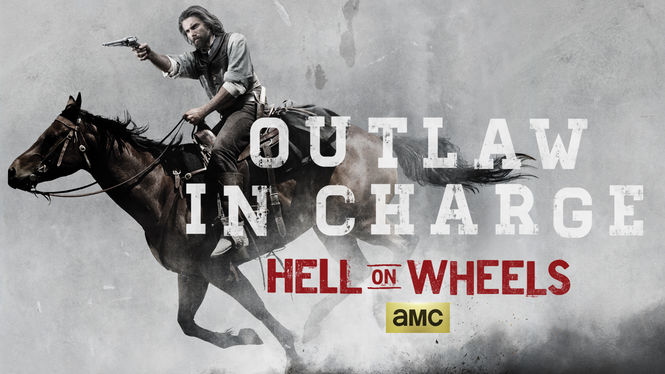 Netflix Box Art for Hell on Wheels - Season 3