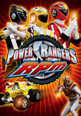 Power Rangers: RPM