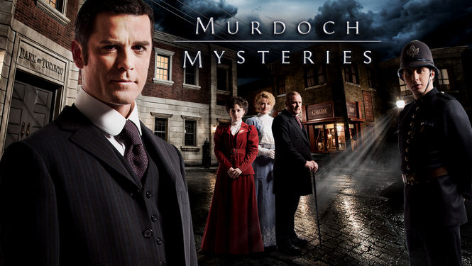 Netflix Box Art for Murdoch Mysteries - Season 5