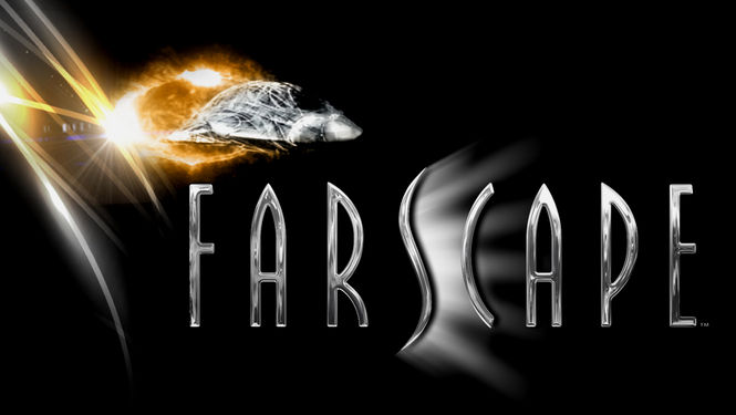 Netflix Box Art for Farscape - Season 1