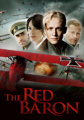 Netflix Box Art for Red Baron, The