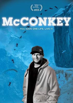 Netflix Box Art for McConkey
