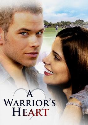 Netflix box art for A Warrior's Heart