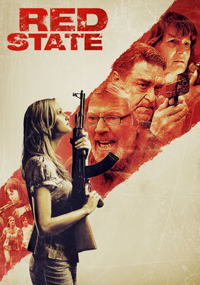 Netflix Box Art for Red State