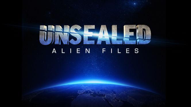 Netflix Box Art for Unsealed: Alien Files - Season 1