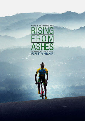 Netflix Box Art for Rising from Ashes