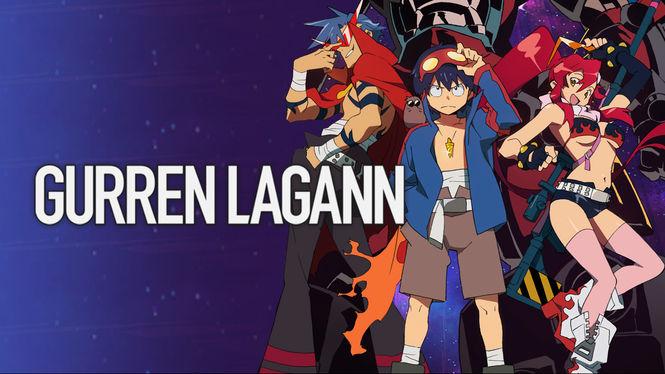 Watch Gurren Lagann Online | Netflix