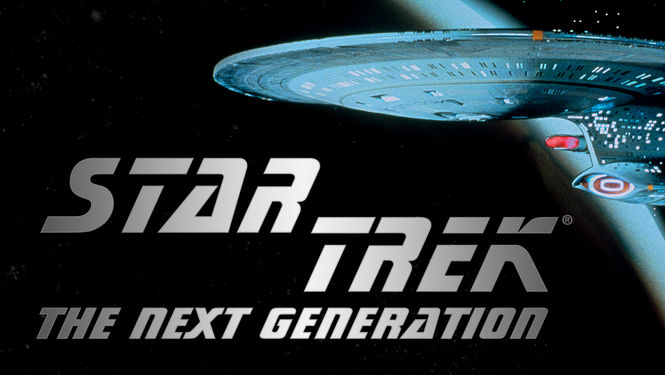 Netflix Box Art for Star Trek: The Next Generation - Season 4