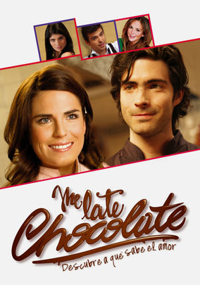 Netflix Box Art for Me Late Chocolate