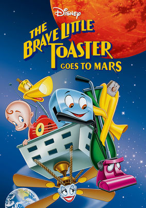 brave little toaster goes to mars screenshots - photo #8