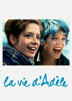 Netflix box art for Blue Is the Warmest Color
