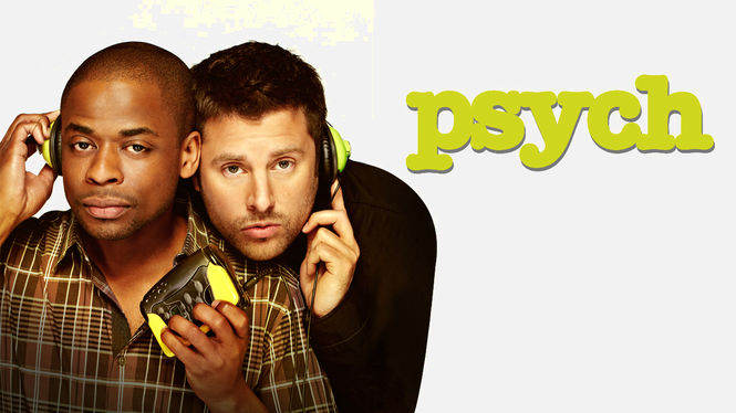Netflix Box Art for Psych - Season 7