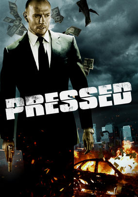 Netflix box art for Pressed