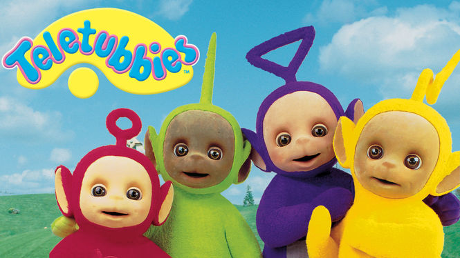 Netflix Box Art for Teletubbies - Season 1