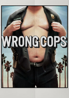 Netflix Box Art for Wrong Cops