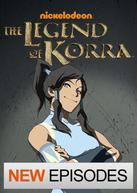 Legend of Korra, The - Season Book Three: Change