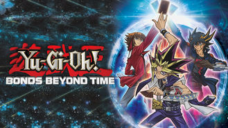 Netflix box art for Yu-Gi-Oh! Bonds Beyond Time