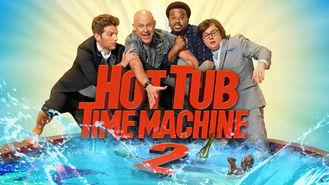 Netflix box art for Hot Tub Time Machine 2