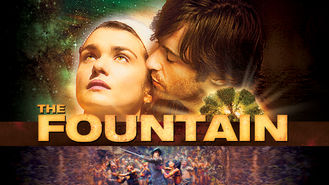 Netflix box art for The Fountain