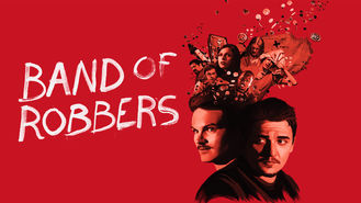 Netflix box art for Band of Robbers