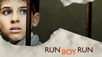 Netflix Box Art for Run Boy Run