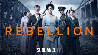 Netflix Box Art for Rebellion - Season 1
