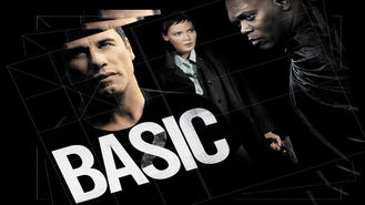 Is Basic on Netflix?