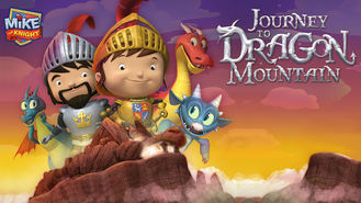 Netflix box art for Mike the Knight: Journey to Dragon...