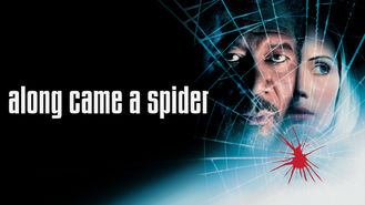 Netflix box art for Along Came a Spider