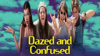Netflix box art for Dazed and Confused