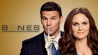 Netflix box art for Bones - Season Bones