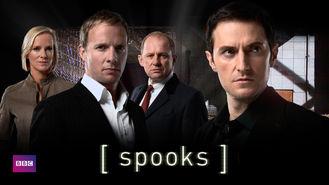 Netflix box art for MI-5 - Series 1