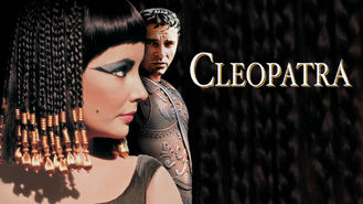 Netflix box art for Cleopatra